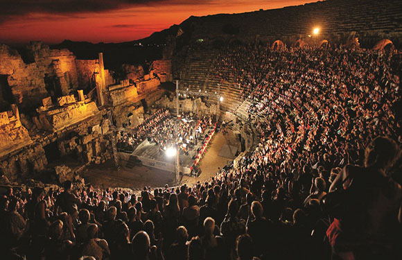Aspendos International Opera and Ballet Festival