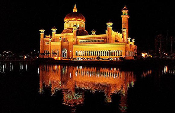 Brunei Richest Country