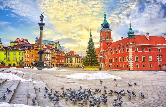 Capital of Poland