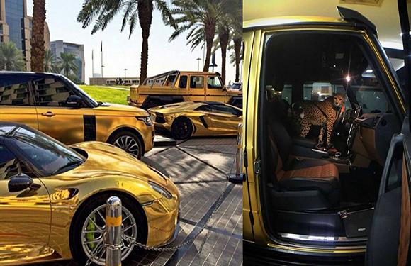 Kuwait Richest Country