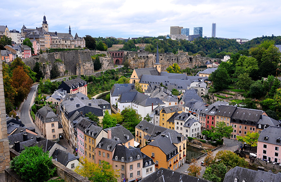 Luxembourg Richest Country