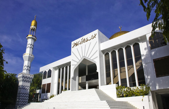 Male Friday Mosque