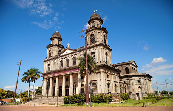 Old Cathedral of Managua