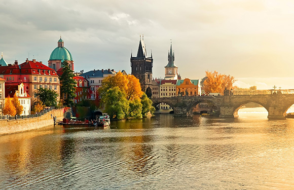 Seasons in Czech Repuclic