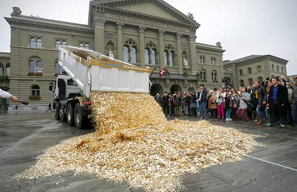 Switzerland Richest Country