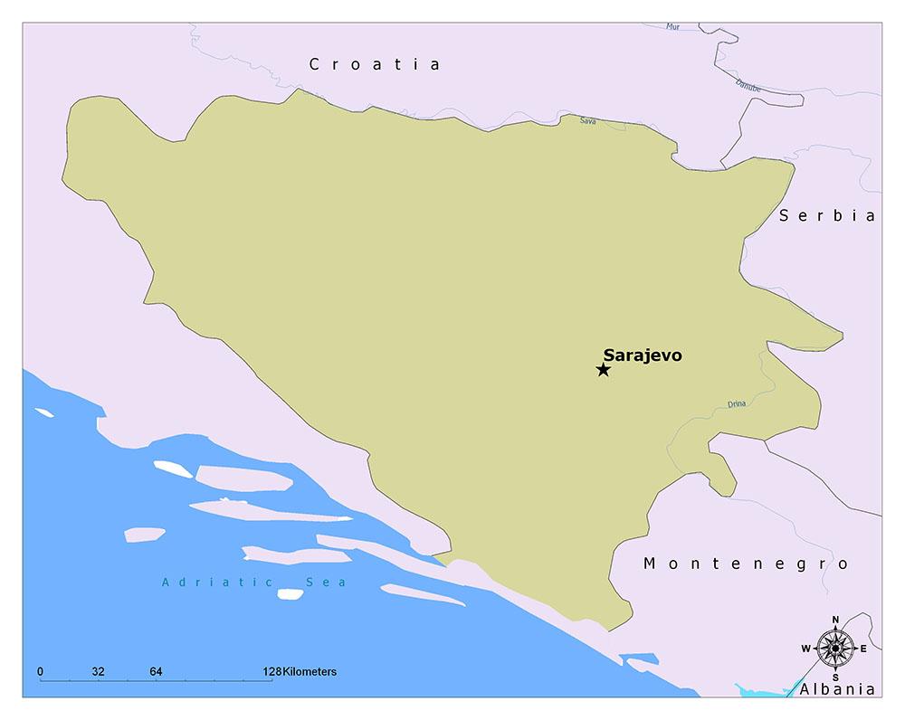 Where is Sarajevo